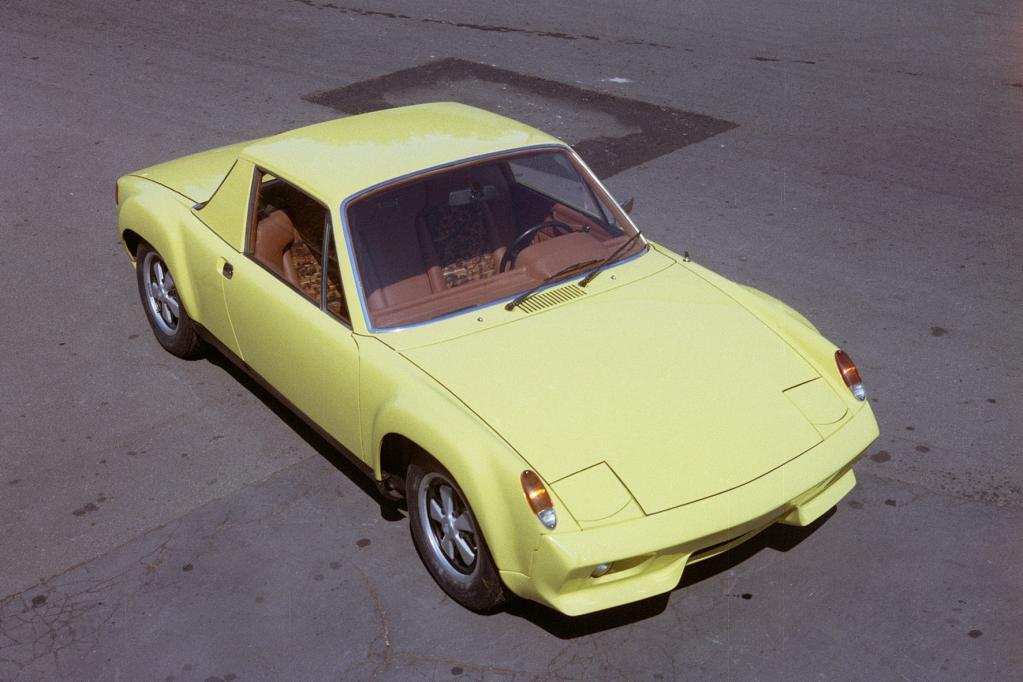 Porsche 914/6: Seiner Zeit voraus