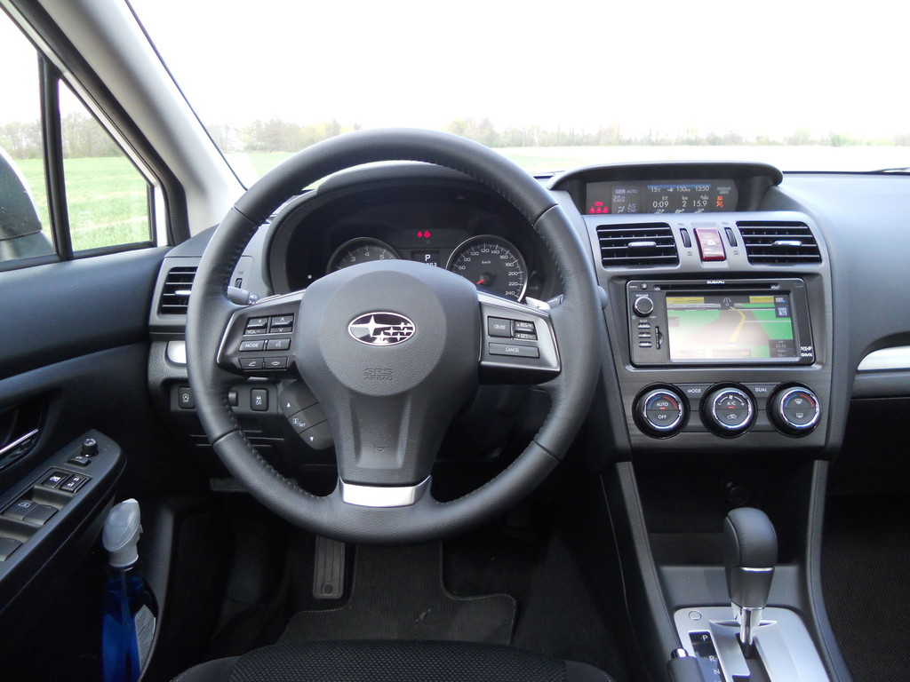 Pressepräsentation Subaru XV 2.0i : Weltenbummler
