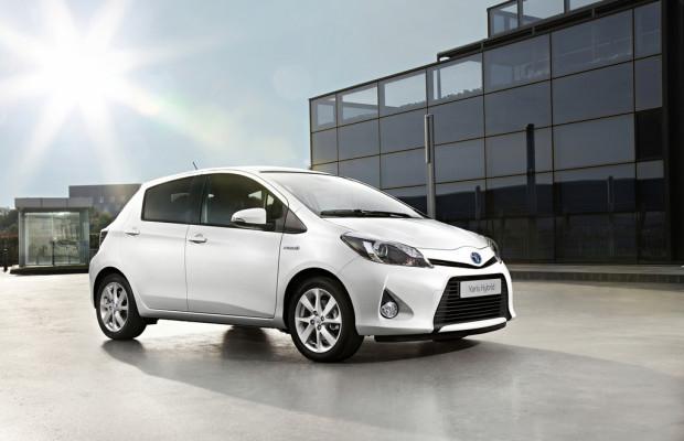 Produktion des Toyota Yaris Hybrid in Valenciennes gestartet