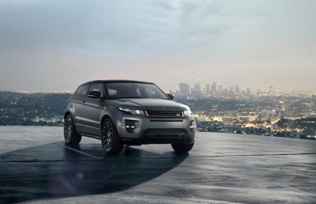 Range Rover Evoque Special Edition with Victoria Beckham - Teure Exklusivität