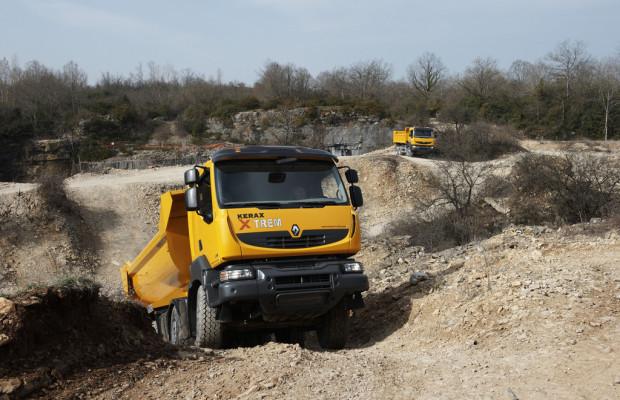 Renault Kerax Xtrem kommt jetzt auch nach Europa