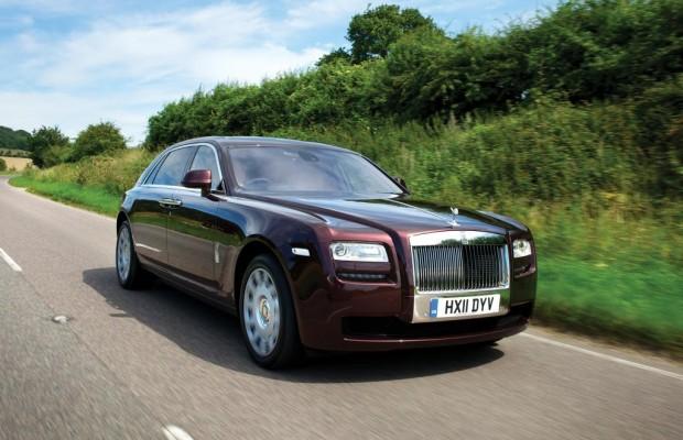 Rolls-Royce - Es darf ein wenig sportlicher sein