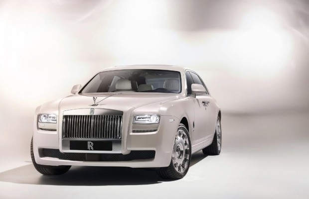 Rolls-Royce Ghost Six-Senses Concept: Ein Fest der Sinne