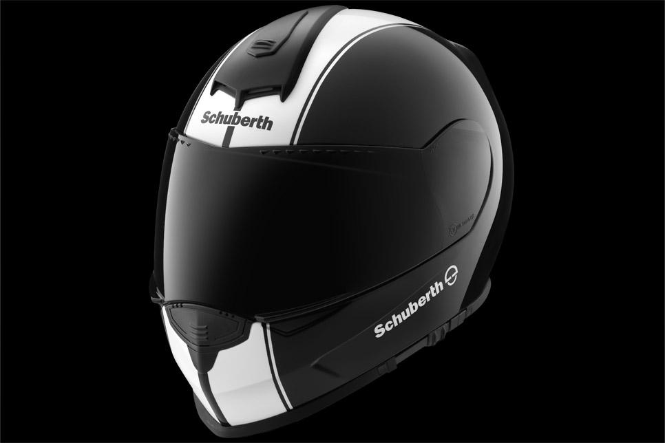 Schuberth S2: Neuer Premium-Helm mit Bluetooth-Schnittstelle ab Werk