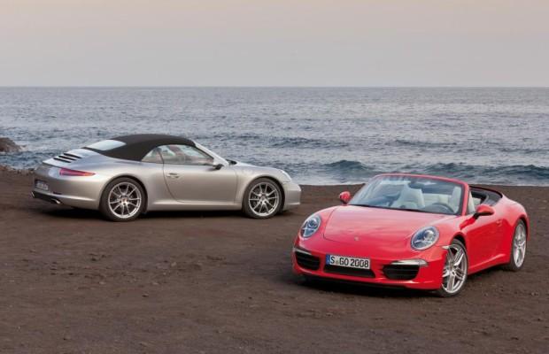 Serie: Cabrios für den Frühling - Porsche 911: Die Ikone