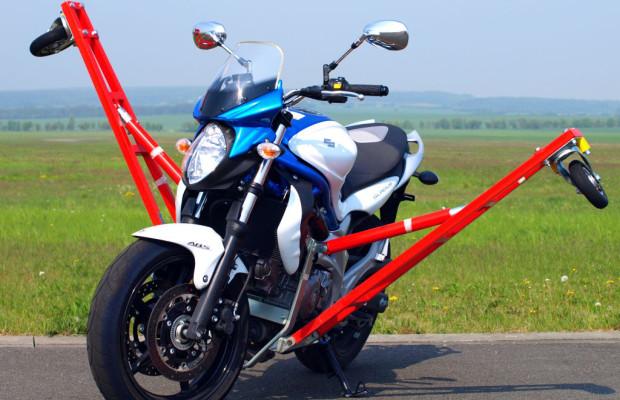 Suzuki bietet Sicherheitstrainings für Motorradfahrer