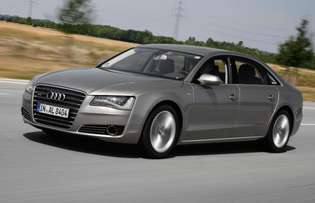 Test: Audi A8 L W12 Quattro - Ganz oben