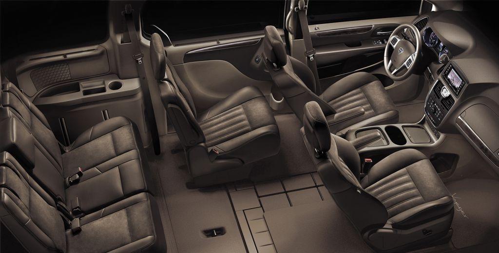 Test: Lancia Voyager - Mit Wow-Effekt