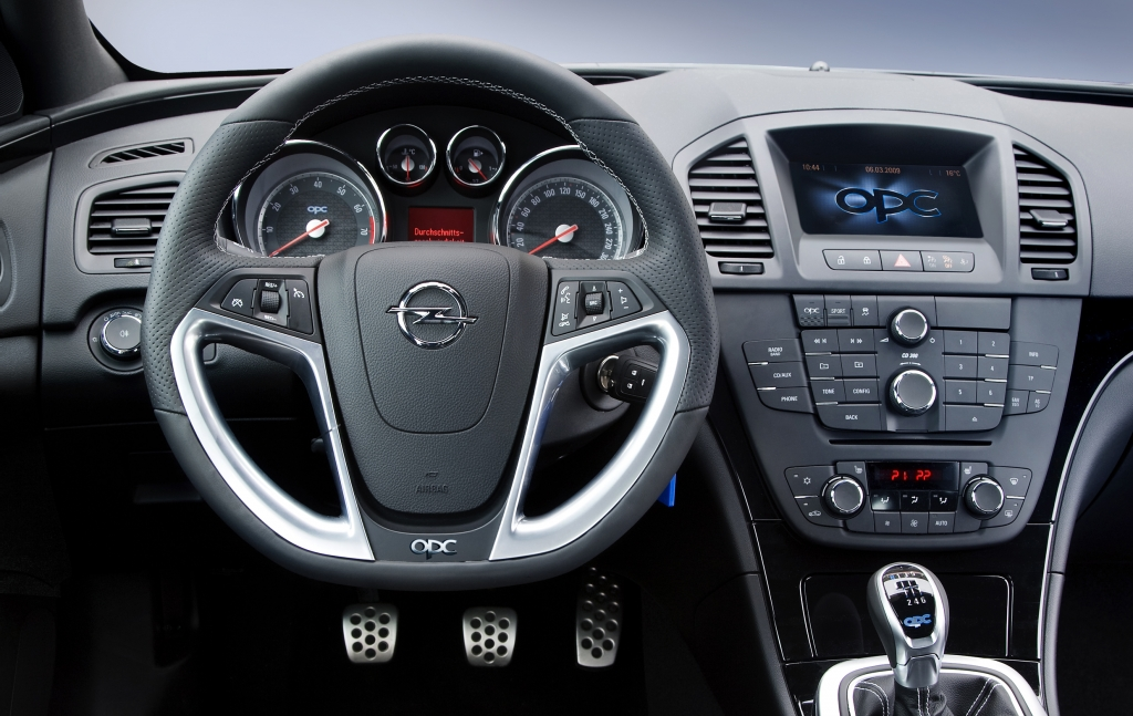 Test: Opel Insignia - Elegante Reiselimousine