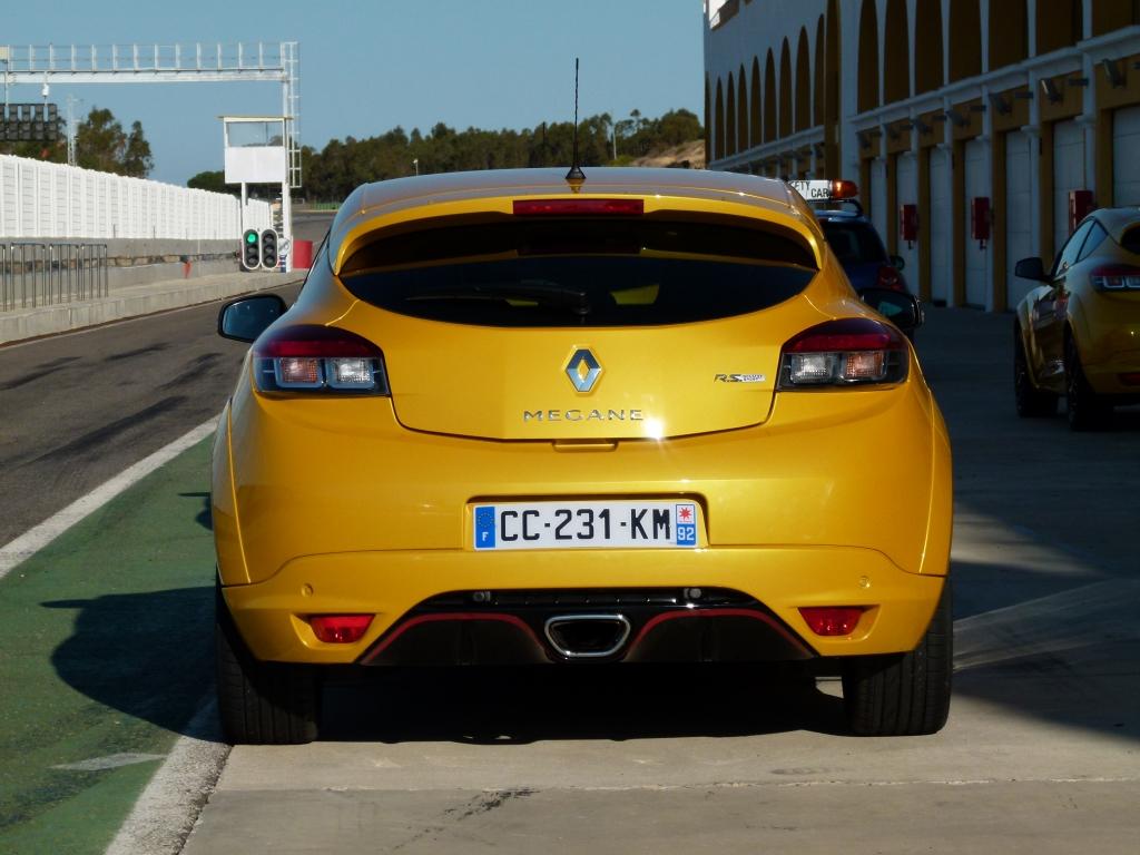 Test: Renault Megane Coupe RS - Weltmeisterlicher Rennsport für die Straße