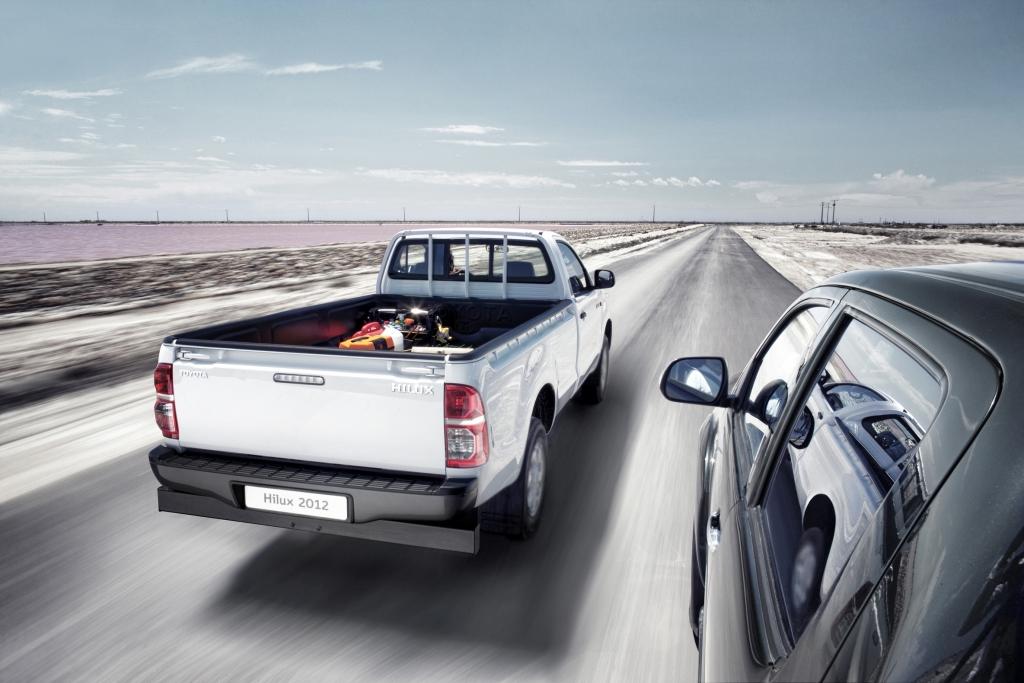 Test: Toyota Hilux Single Cab 2.5 D-4D - Das Arbeitstier