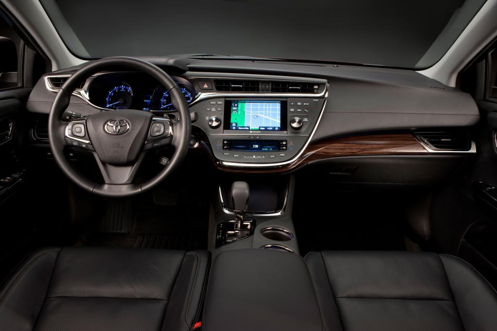Toyota Avalon: Top-Limousine nur für die USA