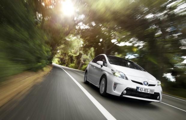 Toyota Prius: Milde Modellpflege