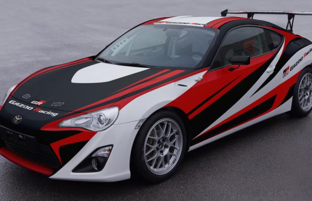 Toyota tritt mit GT86 und LFA auf dem Nürburgring an