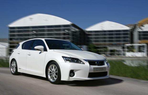 Toyota und Lexus führen Auto-Umweltliste in der Schweiz an
