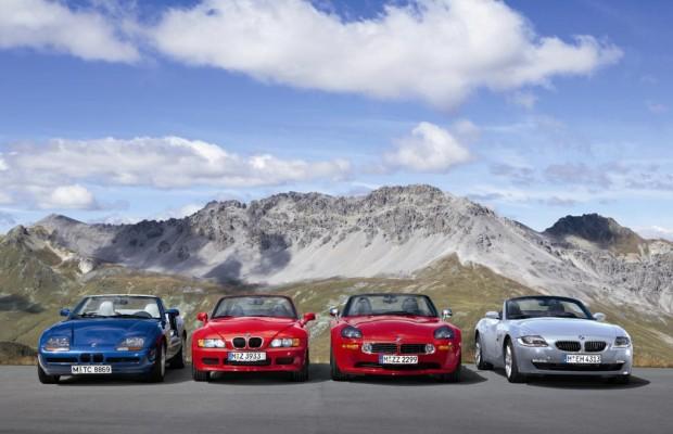 Tradition: 25 Jahre BMW Z1 - Mach tief die Tür, die Bein' schwing hoch