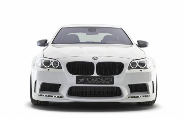 Tuning für BMW M5 - Mehr Breite für den Boliden