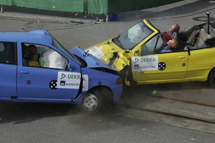 Verkehrssicherheitsreport 2012: Größtes Risiko - der Faktor Mensch