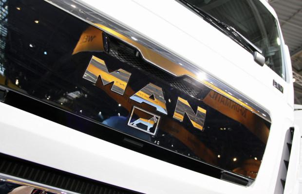 Volkswagen baut Macht bei MAN aus