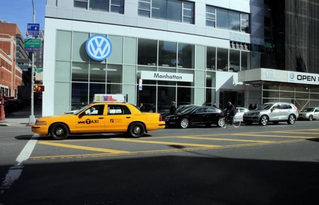 Volkswagen mit neuer Repräsentanz in New York