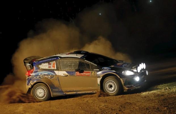 WRC 2012: Nach Disqualifikation Dreifach-Sieg für Ford