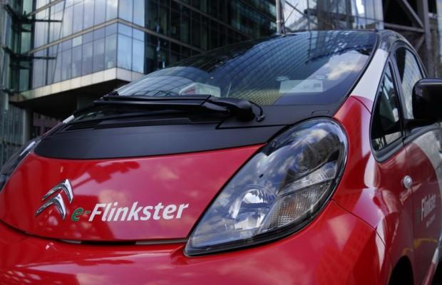 ''Flinkster'' an der Uni: Mietauto ab einem Euro