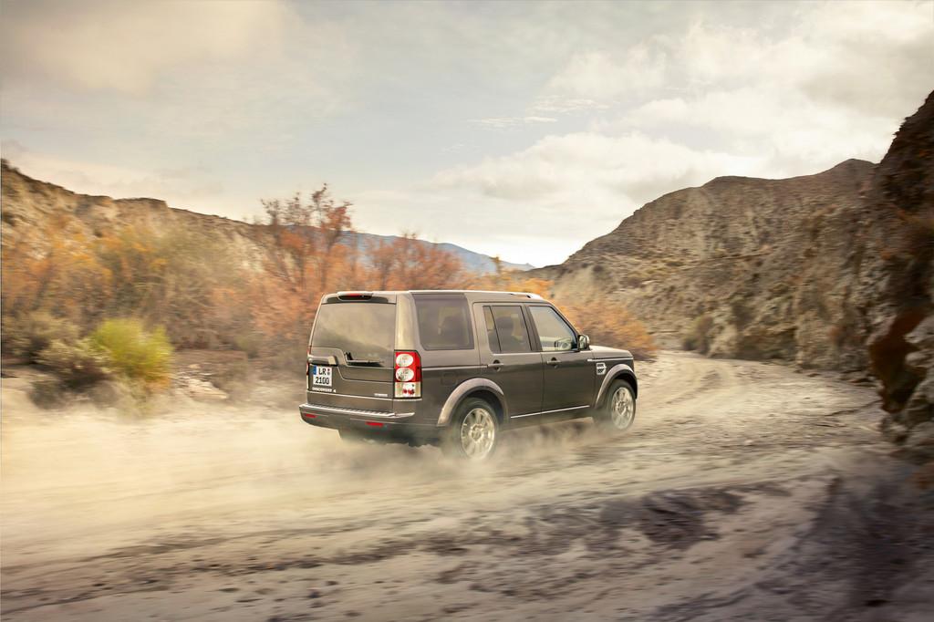 AMI 2012: Land Rover kommt mit drei Premieren