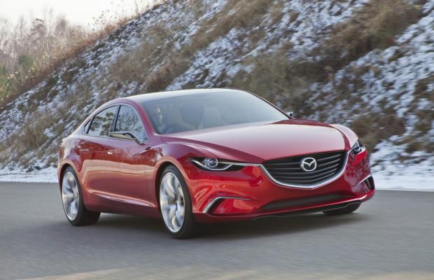 AMI 2012: Mazda feiert Deutschland-Premiere des Takeri