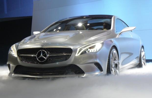 AMI 2012: Mercedes-Benz mit Europa- und Deutschlandpremieren