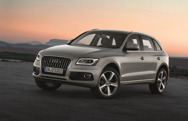 AMI 2012- Weltpremiere Audi Q5