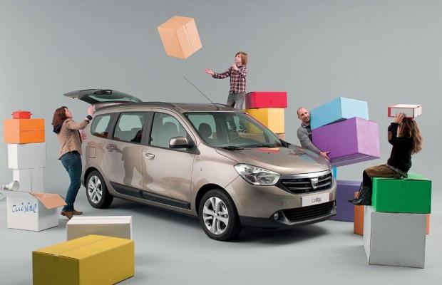 AMI Leipzig: Dacia zeigt den Lodgy