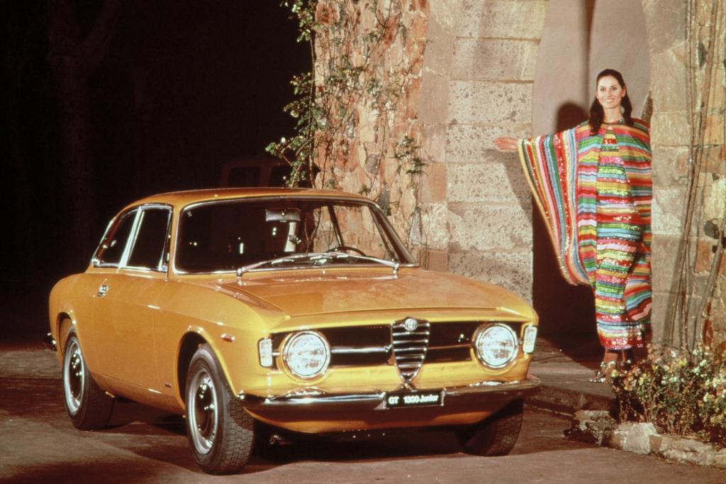 Alfa Romeo Giulia Coupe 1300 GT ab 1963