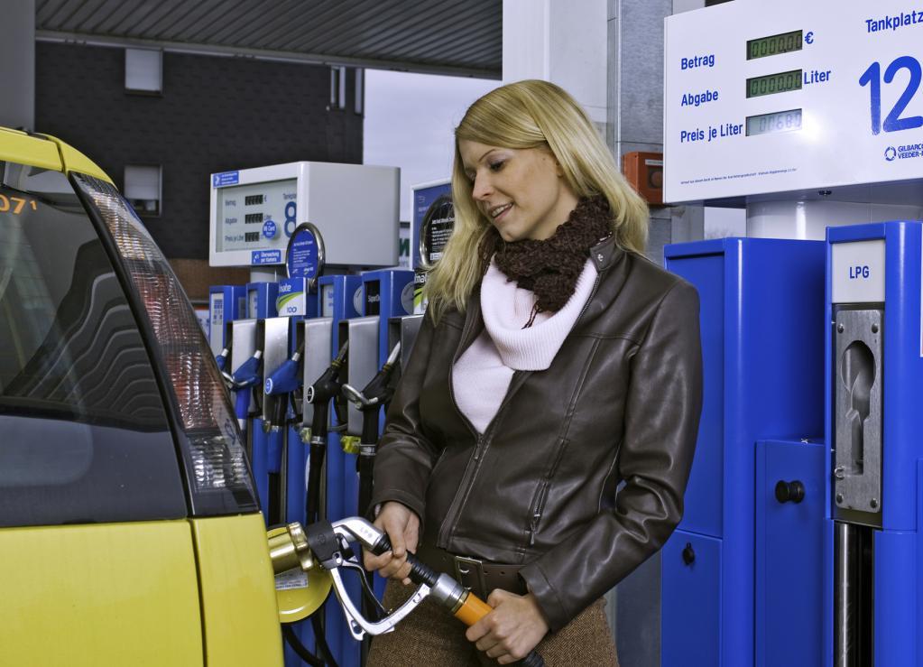 Aral eröffnet 200. Autogas-Tankstelle