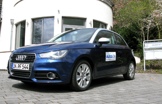 Auto im Alltag: Audi A1
