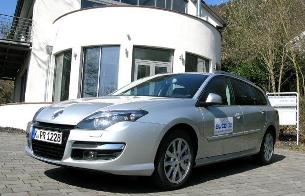 Auto im Alltag: Renault Laguna Grandtour