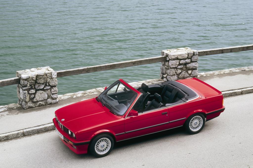 BMW 325i Cabrio 1992