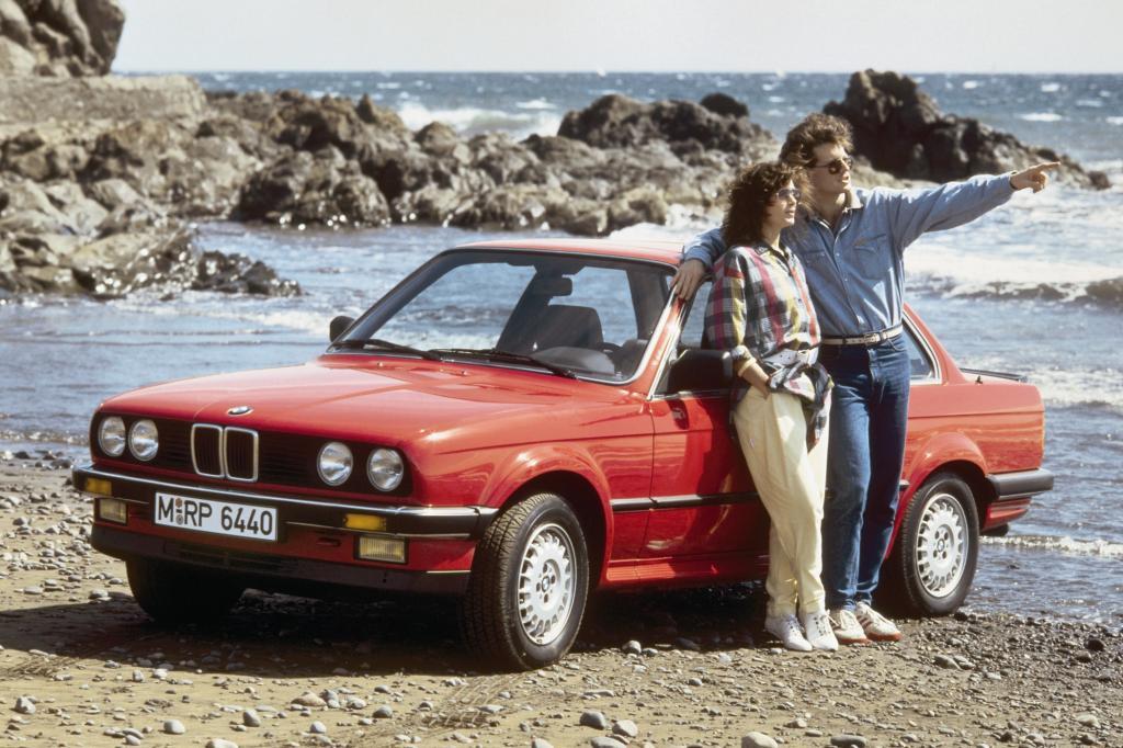 BMW 325iX Jahr 1987