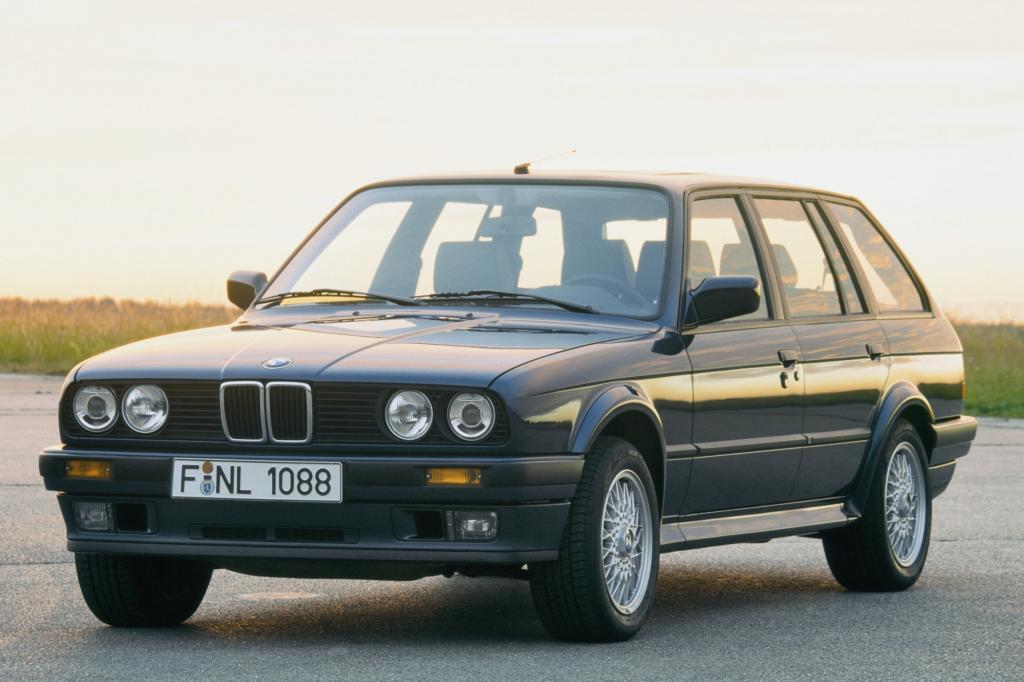 BMW 325iX Touring 1988