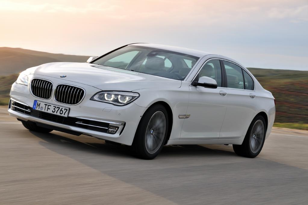 BMW 7er: Facelift mit Blick auf die neue S-Klasse