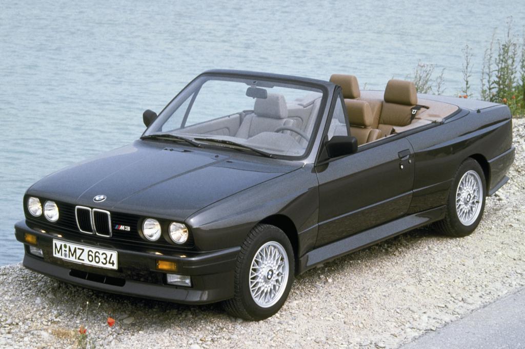 BMW M3 Cabrio 1987
