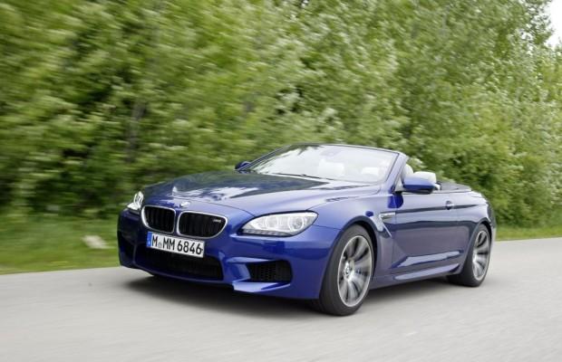 BMW M6 Cabrio - Sechsprotz beim Sonnenbad