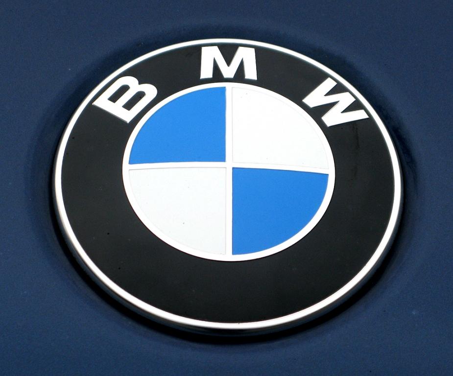 BMW X6 40d: Das Markenlogo sitzt vorn direkt über der Doppelniere.