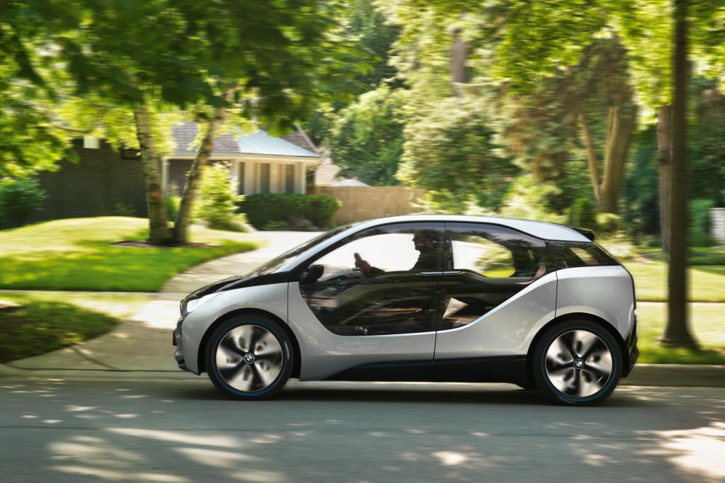 BMW-Zukunft - Leise, sicher und günstig