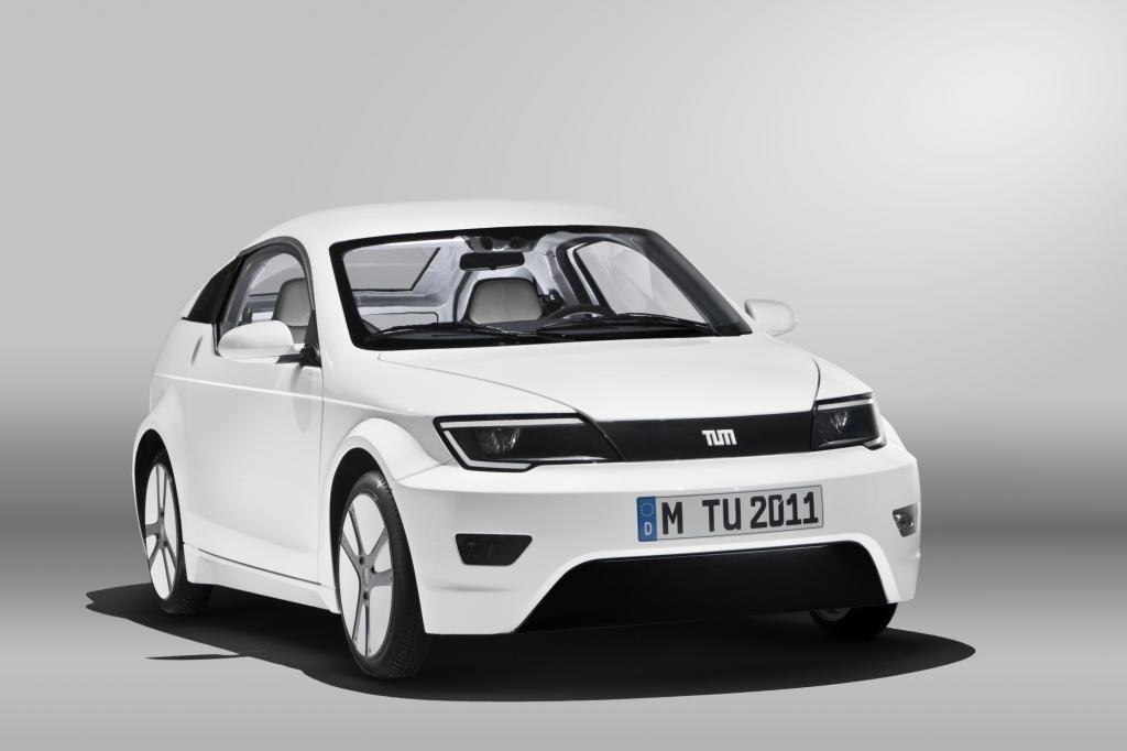 BMW arbeitet mit der TU München am Visio.M