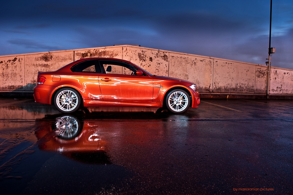 Bad Gremlin – Fahrbericht BMW 1er M Coupé