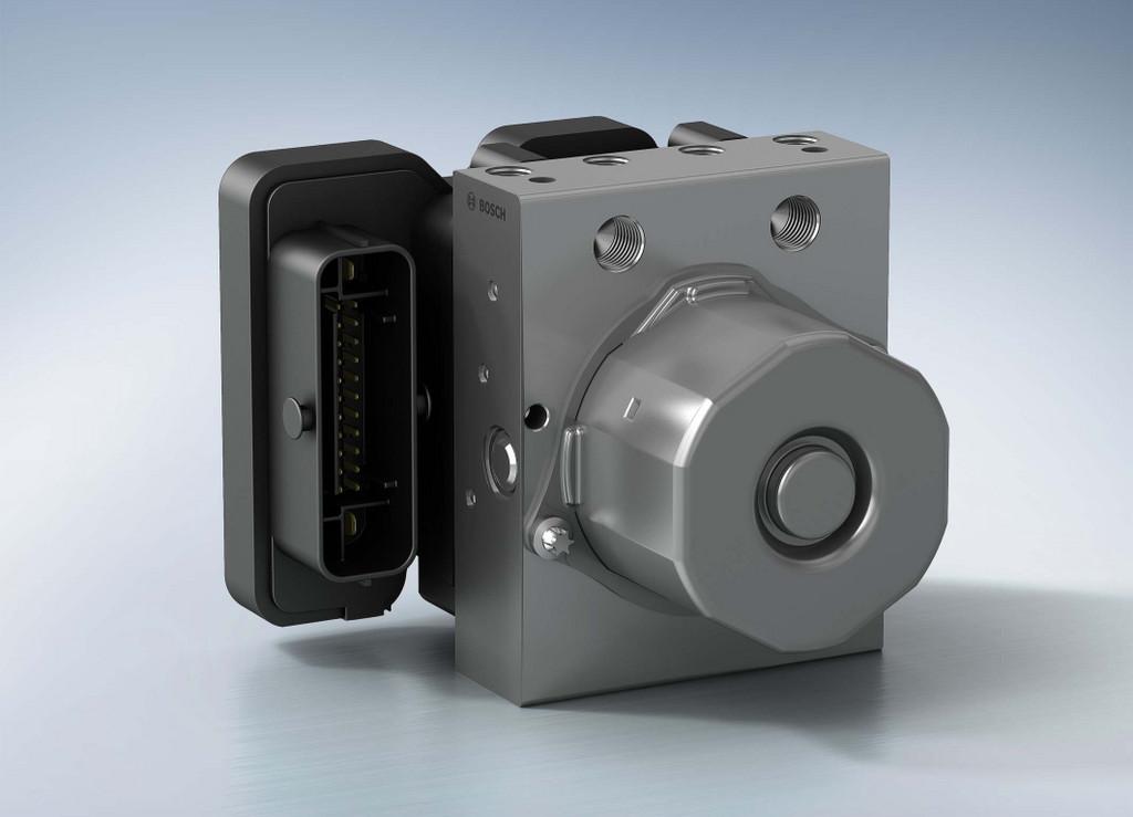 Bosch bringt ESP plus in Serie