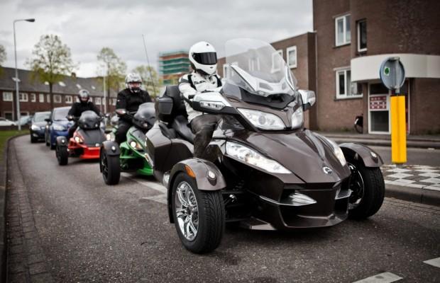 Can-Am Fam-Trip: Test Can Am Spyder RT & Spyder RS – Aller guten Dinge sind drei