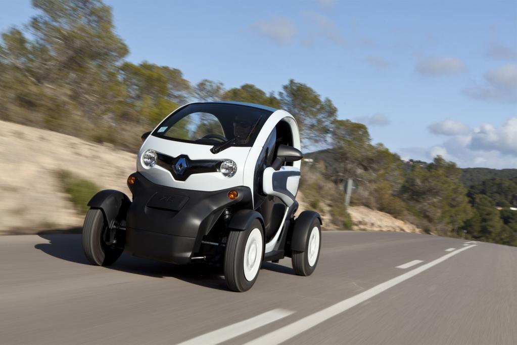 Carsharing: 100 Renault Twizy für Berlin?