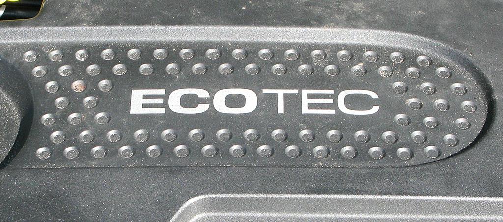 Chevrolet Aveo: Blick unter die Haube auf den 1,3-Liter-Selbstzünder.