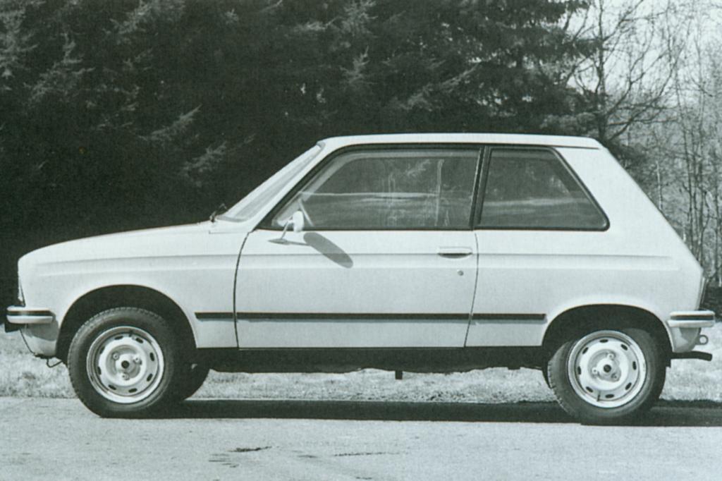 Citroen LN 1976
